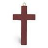 Cross Wooden Religious Brown 24x42mm